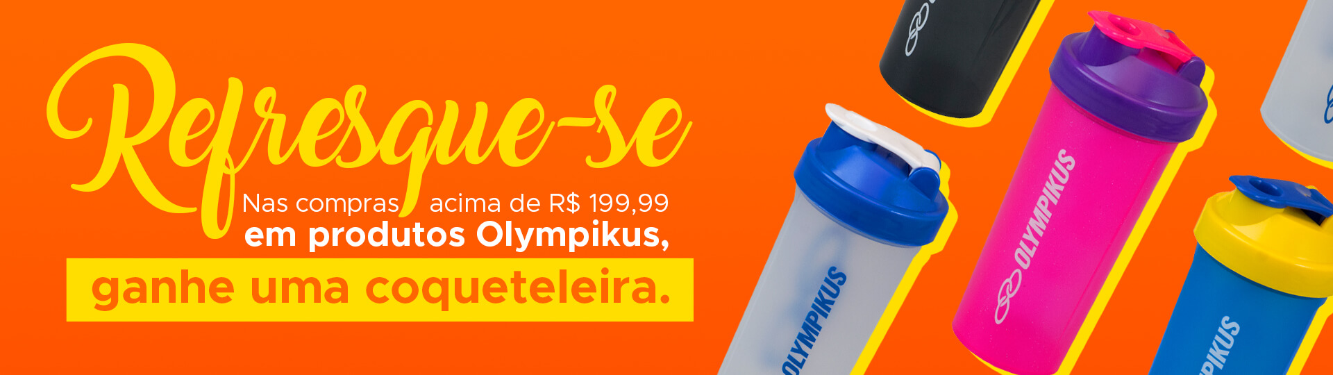 Coqueteleira Olympikus