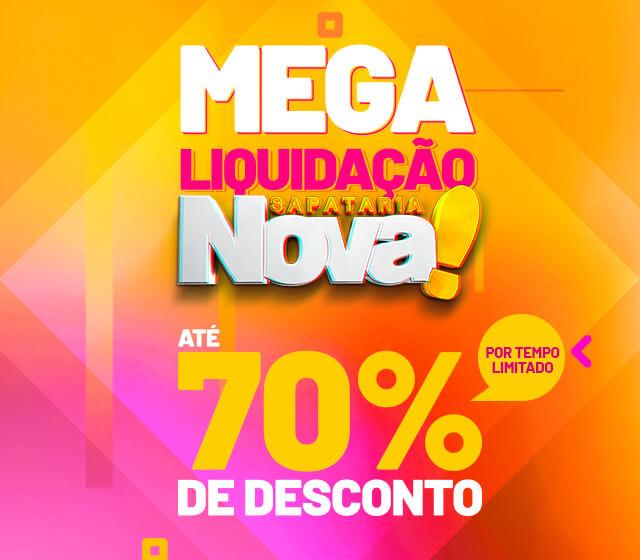 mega liquidacao