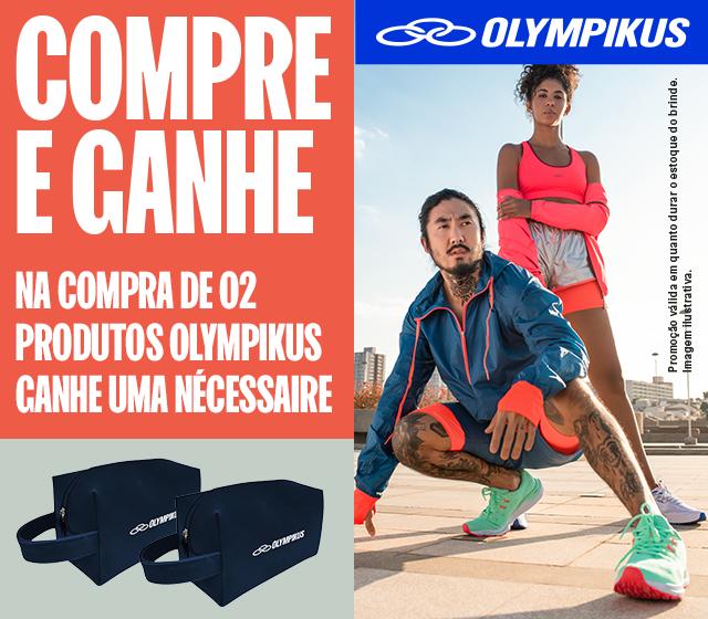 Compre e Ganhe - Olympikus
