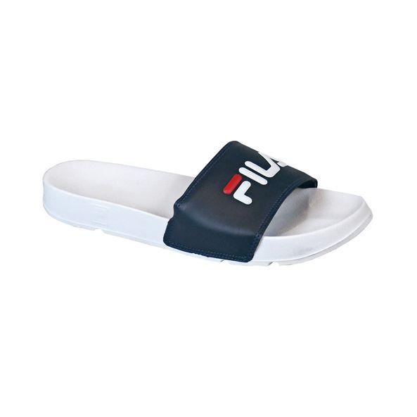 Chinelo-Fila-Slide-Drifter-Branco-Preto-Tamanho--38---Cor--MARINHO-0