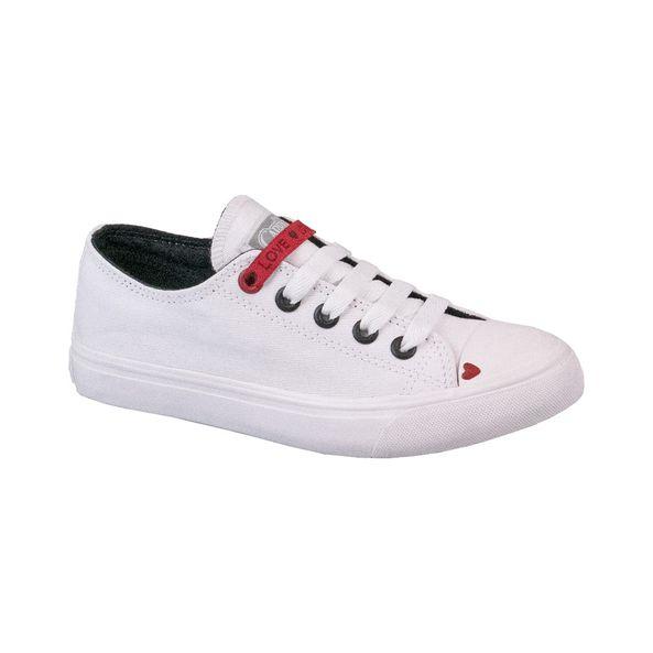 Tenis-Casual-Capricho-Branco---Vermelho-CP0734-Tamanho--33---Cor--BRANCO-0