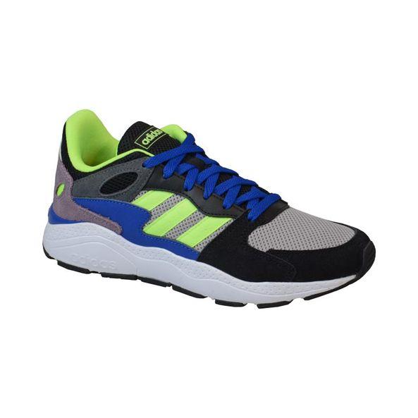 Tenis-Esportivo-Adidas-Chaos-Verde-Azul-Tamanho--38---Cor--VERDE-0