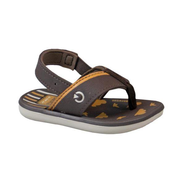 Sandalia-Infantil-Mini-Dedo-Cartago-Bege-Marrom-Amarelo-Tamanho--17---Cor--BEGE-0