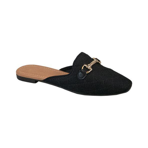 Sapato-Mule-com-Fivela-Comfort-Preto-Tamanho--33---Cor--PRETO-0