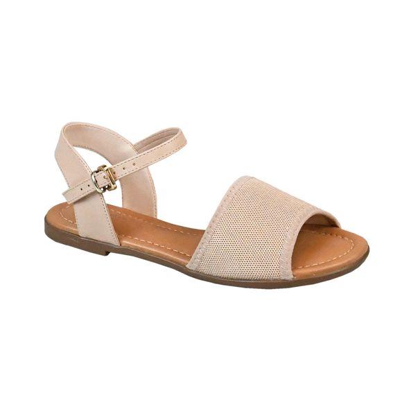Rasteira-Flat-Casual-Comfort-Bege-Tamanho--34---Cor--NUDE-0