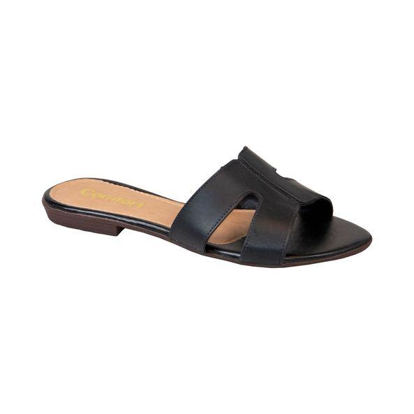 Sandalia-Rasteira-Aberta-Comfort-Preta-Tamanho--38---Cor--PRETO-0