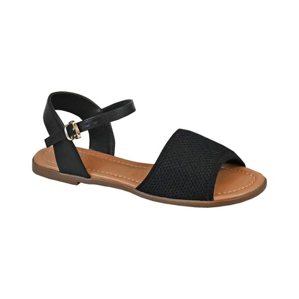 Rasteira-Flat-Casual-Comfort-Preta-Tamanho--33---Cor--PRETO-0
