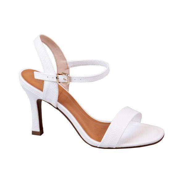 Sandalia-Slim-com-Textura-Comfort-Branca-Tamanho--34---Cor--BRANCO-0