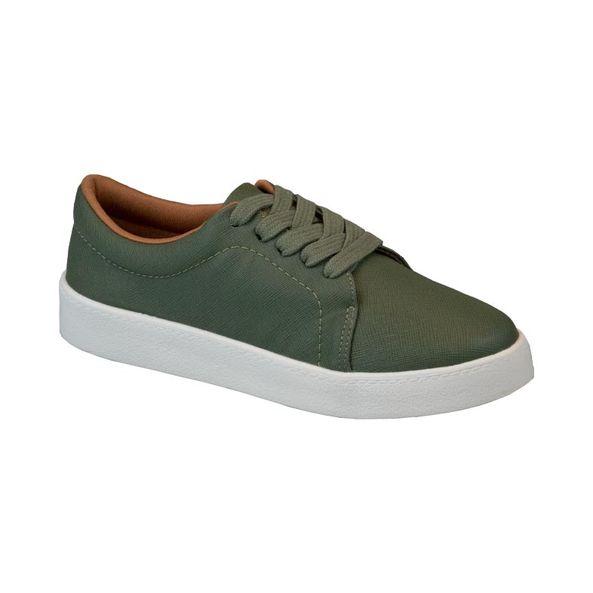 Tenis-Casual-Moderno-Fashionista-Comfort-Verde-T2113-366-Tamanho--34---Cor--NAPA-AZEITONA-0