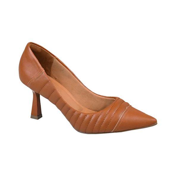 Scarpin-Matelasse-Comfort-Terracota-Tamanho--34---Cor--TERRACOTA-0