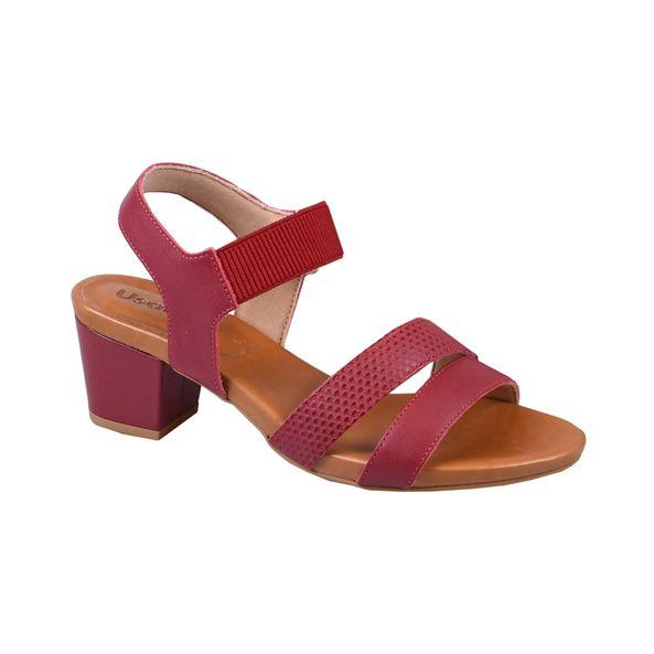 Sandalia-Easy-Fit-Antibacteriana-Comfort-Vermelho-Rebu-Tamanho--34---Cor--REBU-0