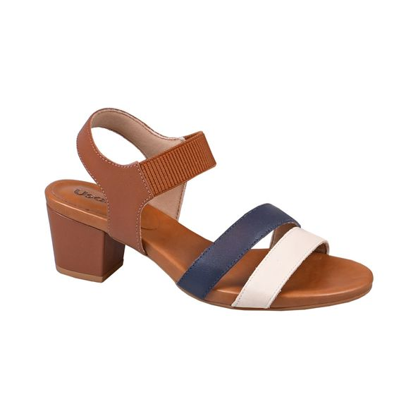 Sandalia-Easy-Fit-Antibacteriana-Comfort-Tricolor-Azul-Branca-e-Camel-Tamanho--34---Cor--PEROLA-0