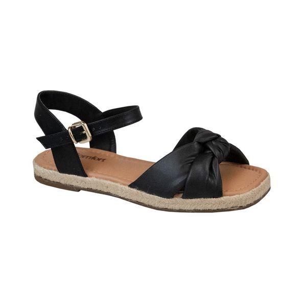 Sandalia-Rasteira-No-Solado-Huarache-Comfort-Preta-Tamanho--33---Cor--PRETO-0