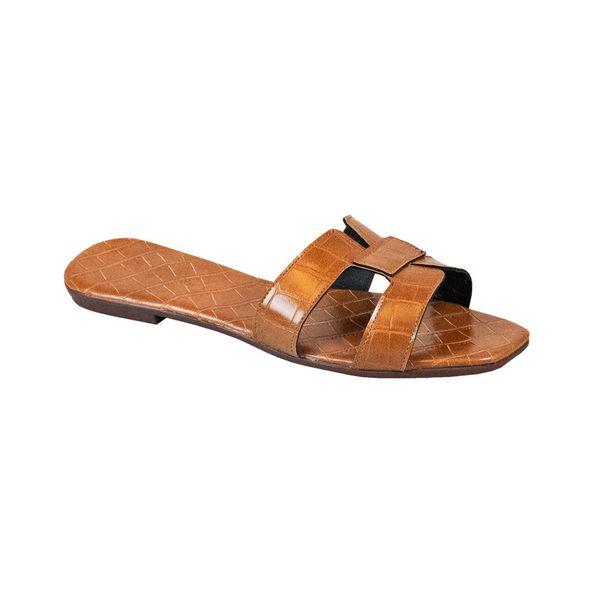 Rasteira-Comfort-Crocodiles-Caramelo-Tamanho--35---Cor--CARAMELO-0
