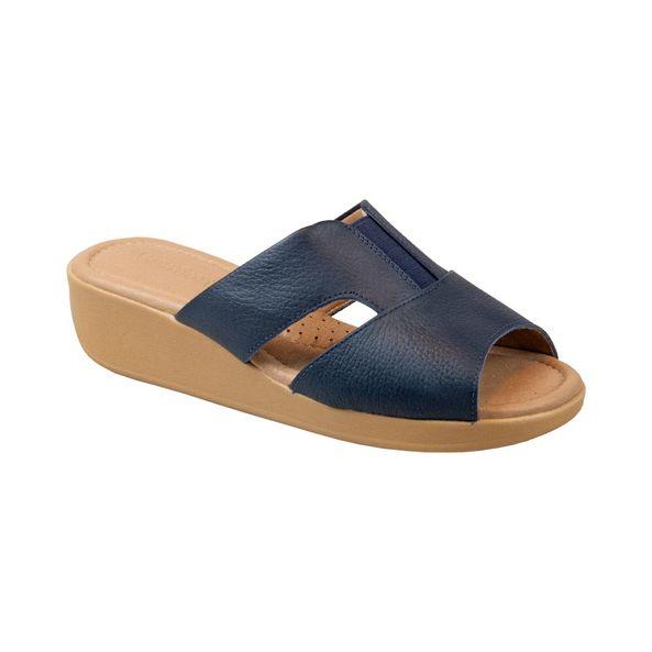 Tamanco-Anabela-Casual-Anatomico-Comfort-Azul-Marinho-105-Tamanho--35---Cor--MARINHO-0