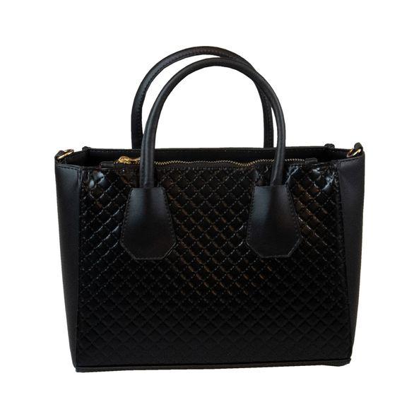 Bolsa-Shopper-Comfort-Preta-Tamanho--UN---Cor--PRETO-0