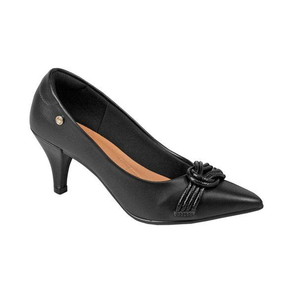 Scarpin-Elegante-Detalhe-Corda-Frontal-Comfort-Preto-1278-120-Tamanho--38---Cor--PRETO-0