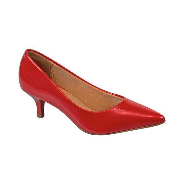 Scarpin-Elegante-e-Sofisticado-Comfort-Vermelho-Tamanho--37---Cor--VERMELHO-0