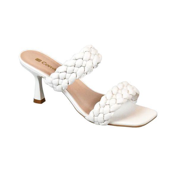 Sandalia-Trancada-com-Salto-Comfort-Porcelana-Tamanho--33---Cor--PORCELANA-0