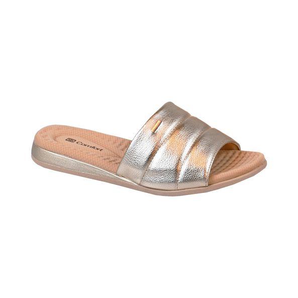 Rasteira-Slide-Flexivel-Comfort-Dourada-Tamanho--35---Cor--OURO-0