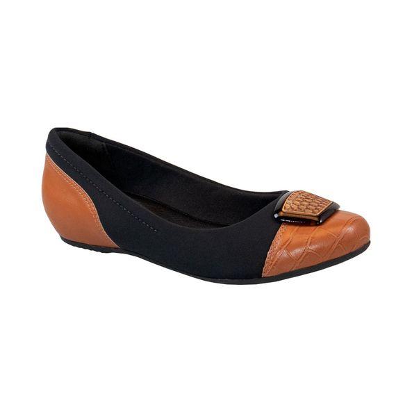 Sapatilha-Flex-Wave-Com-Fivela-Frontal-Comfort-Preta-E-Castor-Croco-Tamanho--37---Cor--CASTOR-0