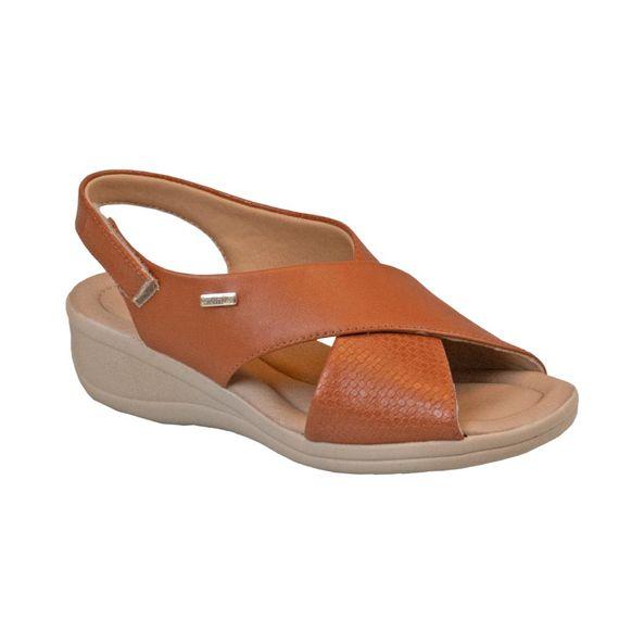 Sandalia-Acolchoada-Com-Velcro-Comfort-Terracota-Tamanho--35---Cor--CASTOR-0