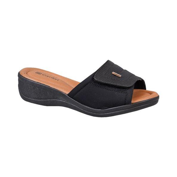 Tamanco-Anabela-com-Velcro-Comfort-Preto-Tamanho--34---Cor--PRETO-0