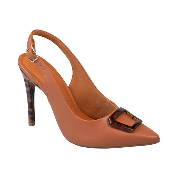Sapato-com-Fivela-Comfort-Terracota-Tamanho--35---Cor--CASTOR-0