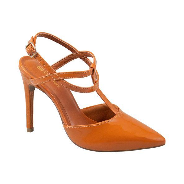 Sapato-Bico-Fino-E-Tiras-Em-Verniz-Comfort-Damasco-Tamanho--34---Cor--DAMASCO-0