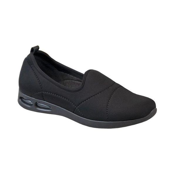Tenis-Feminino-Slip-On-Softstep-Comfort-Preto-Tamanho--35---Cor--PRETO-0