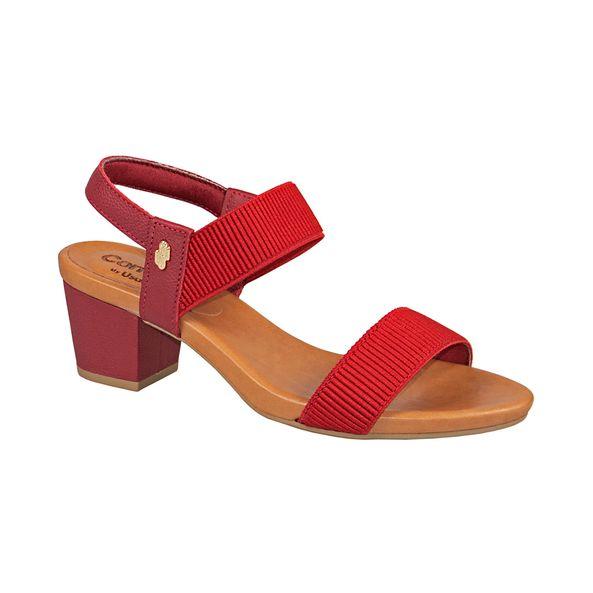 Sandalia-Salto-Bloco-Casual-Comfort-Vermelha-Y8204-Tamanho--38---Cor--REBU-0