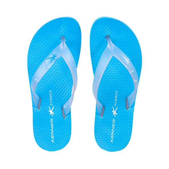 Chinelo-Kenner-Praia-Cristal-Azul-Branco-Tamanho--35---Cor--CRISTAL-0