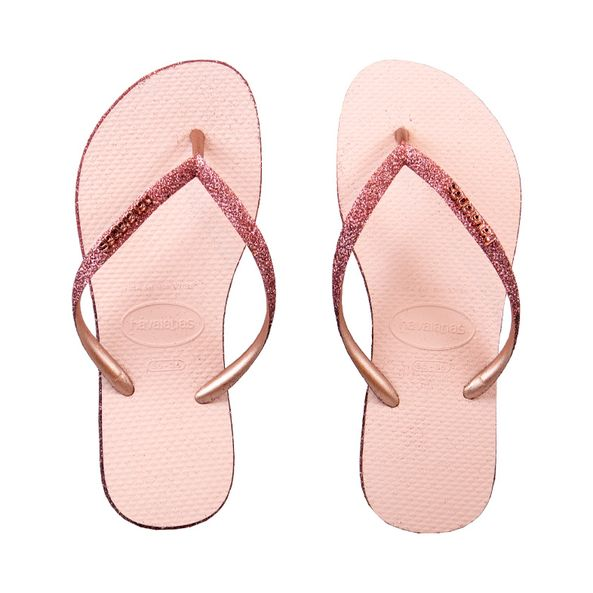 Chinelo-Havaianas-Slim-Sparkle-Rosa-Ballet-Tamanho--33---Cor--ROSA-BALLET-0