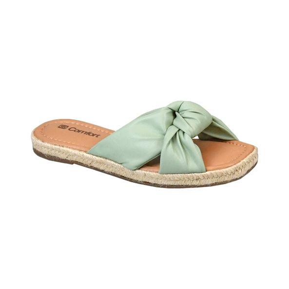 Sandalia-Flat-No-Comfort-Verde-Menta-Tamanho--36---Cor--MENTA-0