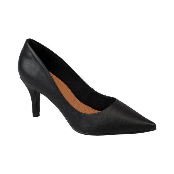 Scarpin-Feminino-Em-Napa-Elegante-Comfort-Preto-Tamanho--38---Cor--PRETO-0