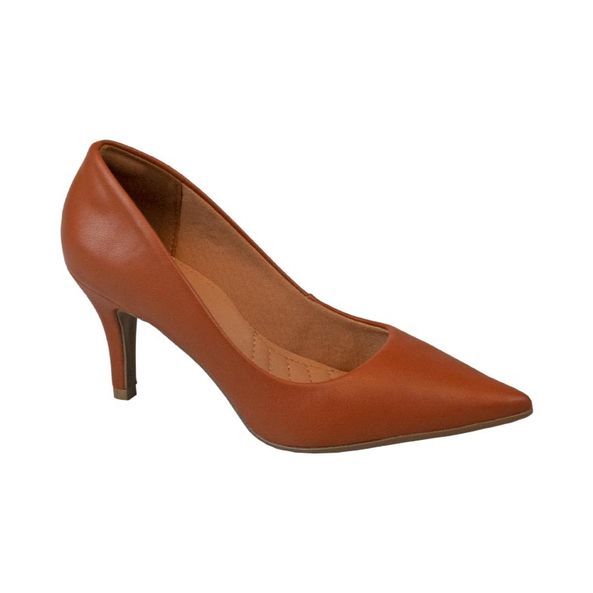 Scarpin-Feminino-Em-Napa-Elegante-Comfort-Terracota-Tamanho--36---Cor--TERRA-COTA-0