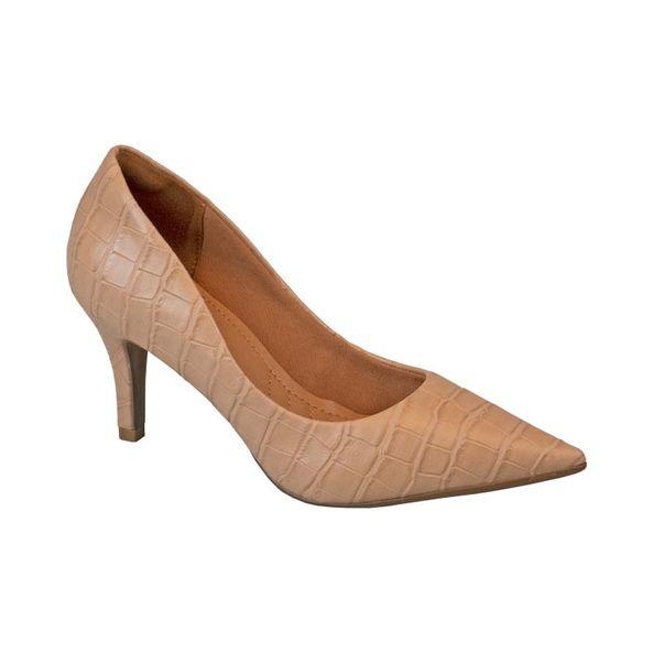 Scarpin-Feminino-Com-Textura-Comfort-Antique-Tamanho--38---Cor--ANTIQUE-0