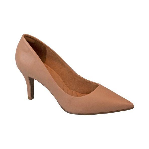 Scarpin-Feminino-Em-Napa-Elegante-Comfort-Antique-Tamanho--38---Cor--ANTIQUE-0