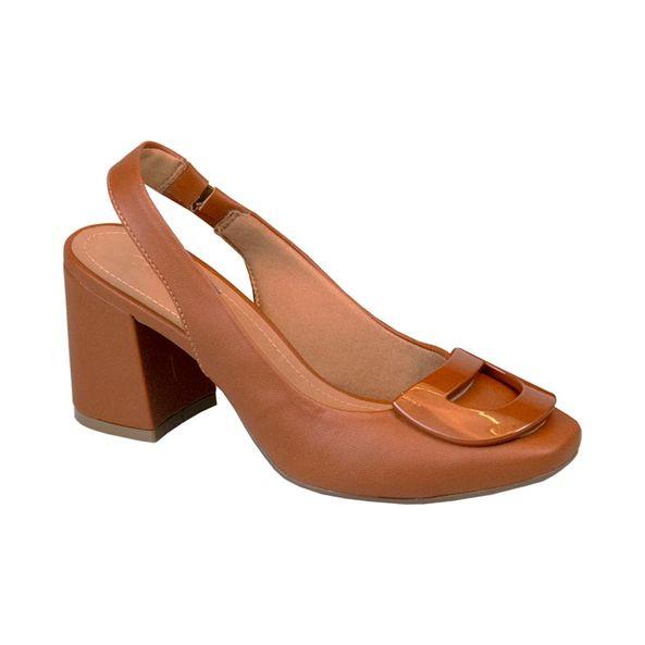 Sapato-Com-Fivela-Comfort-Terracota-Tamanho--36---Cor--TERRACOTA-0