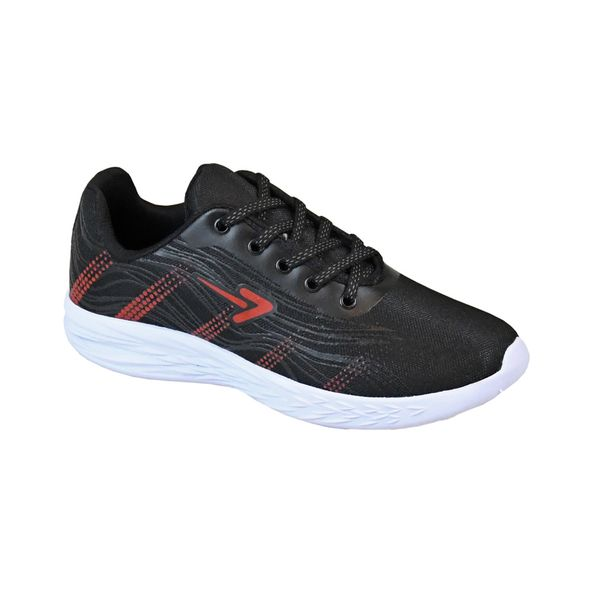 Tenis-Casual-Box-200-Bx2003-Preto-Vermelho-Tamanho--39---Cor--PRETO-0