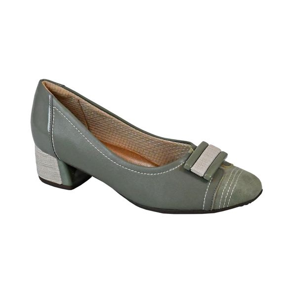 Sapato-Classico-Comfort-Oliva-Tamanho--34---Cor--OLIVA-0