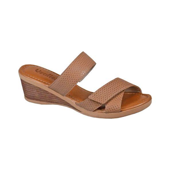 Sandalia-Anabela-Escamada-Comfort-Camel-Tamanho--35---Cor--CAMEL-0