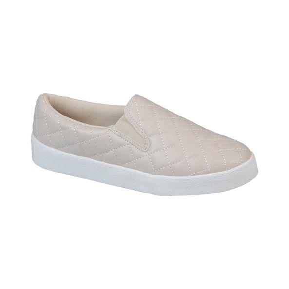 Tenis-Slip-On-Elastico-Lateral-Comfort-Tamanho--37---Cor--OFF-WHITE-0