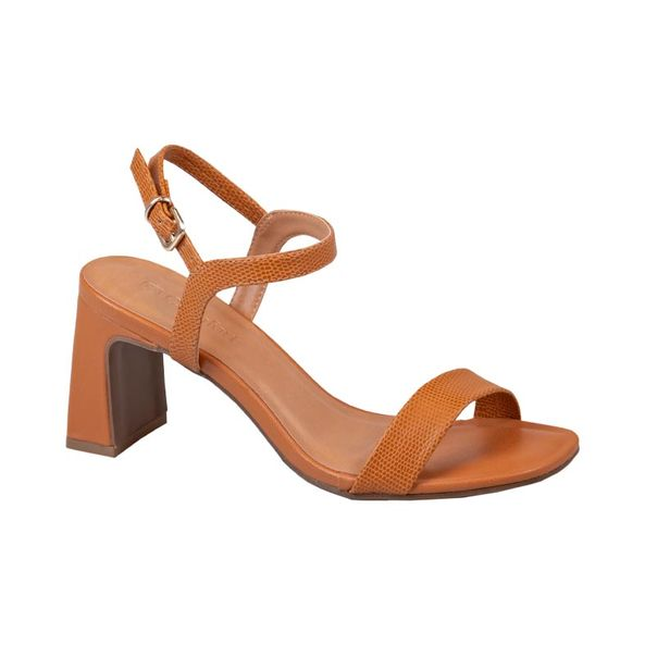 Sandalia-Slim-Minimalista-com-Textura-Comfort-Tamanho--34---Cor--DOCE-DE-LEITE-0