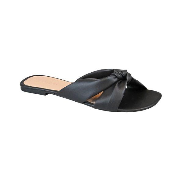 Sandalia-Rasteira-com-Tiras-em-Laco-Comfort-Tamanho--33---Cor--PRETO-0