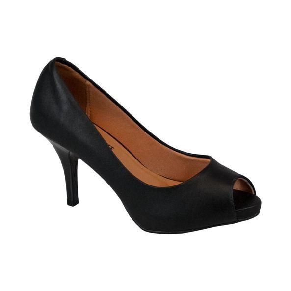 Sapato-Elegante-Peep-Toe-Comfort-Tamanho--35---Cor--PRETO-0