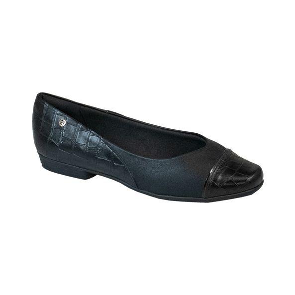 Sapatilha-Crocodiles-Comfort-Tamanho--34---Cor--PRETO-0