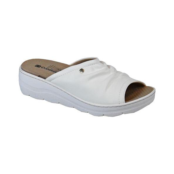 Tamanco-Anabela-Cabedal-Enrugado-Comfort-Tamanho--34---Cor--BRANCO-0