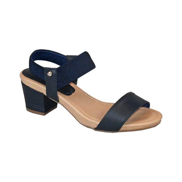 Sandalia-com-Tiras-Elasticas-Comfort-Tamanho--33---Cor--MARINHO-0