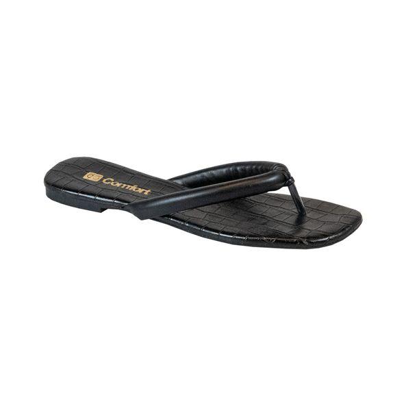 Sandalia-Rasteira-Crocodiles-Comfort-Preta-Tamanho--34---Cor--PRETO-0